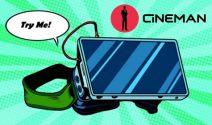 1 x 2 Virtual Reality Kino Tickets gewinnen