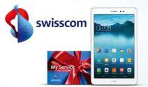 Huawei MediaPad sowie My Service Abo gewinnen