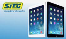 Apple iPad von STEG gewinnen