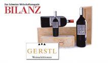 Gerstl Weinselektion im Wert von CHF 1'000.- gewinnen