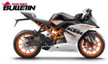 KTM Rennbike beim Fotowettbewerb gewinnen