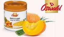 Kürbissuppe von Oswald kostenlos bestellen