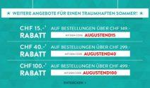 Smartbox Gutscheine im Wert von CHF 155.- gratis erhalten
