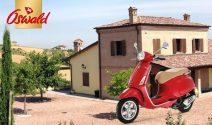 Vespa Primavera oder Wochenende zu zweit in Italien gewinnen