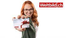 Weltbild Gutscheine im Wert von CHF 50.- und CHF 20.- gewinnen