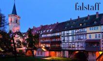 4-Sterne Wochenende in Erfurt inkl. Hin- und Rückreise gewinnen