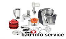 Bosch Küchenmaschine gewinnen
