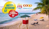 Jeden Monat einen Reisegutschein im Wert von CHF 200.- gewinnen