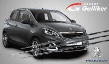 Peugeot 108 oder täglich einen Tankgutschein gewinnen