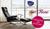Stressless Sessel im Wert von CHF 3'500.- gewinnen