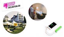 Wellness im Park Weggis, Notakku oder Hausratversicherung gewinnen