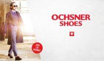 10 x Ochsner Shoes Gutschein im Wert von CHF 2'000.- gewinnen