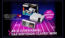 3 x Nintendo Entertainment System gewinnen
