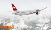 5 x 2 Swiss Europaflüge gewinnen