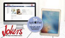5 x Apple iPad gewinnen