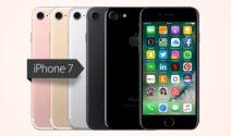Das brandneue iPhone 7 in der Farbe nach Wahl gewinnen