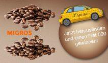 Fiat 500, Kaffeemaschine und viele weitere attraktive Preise gewinnen