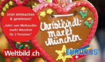 München Weihnachtsmarkt Erlebnis gewinnen