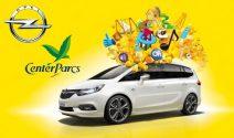 Opel Probefahrt und Familienferien im Center Parc gewinnen