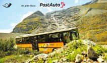 PostAuto Tageskarten oder Theater Matte Tickets gewinnen