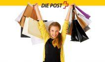 postshop Gutscheine im Wert von CHF 7'200.- gewinnen