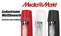 6 x Sodastream Spirit Wassersprudler nach Wahl gewinnen