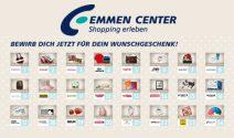 Emmen Center Gutschein im Wert von CHF 1'000.- und viel mehr gewinnen