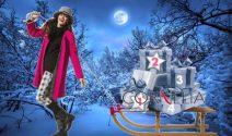Gutscheine und Weihnachtsgeschenke gewinnen