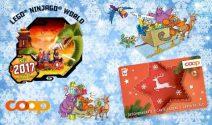 Legoland Reise für die ganze Familie oder COOP Gutscheine gewinnen