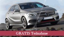 Mercedes A-Klasse im Wert von über CHF 35'000.- gewinnen