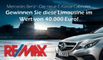 Mercedes Cabrio im Wert von über CHF 40'000.- gewinnen