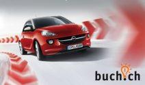 Opel Adam oder CHF 18'000.- Bargeld gewinnen