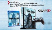 PS4 mit Rise of the Tomb Raider gewinnen