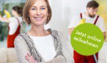 Reinigungs-Gutschein im Wert von CHF 1'000.- gewinnen