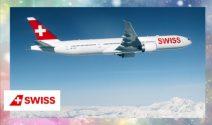 Swiss Business Class Tickets, CHF 500.- Gutscheine und viel mehr gewinnen