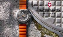 Victorinox Titanium Uhr gewinnen
