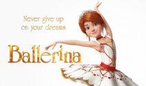 4 x Familien-paket zum Film «Ballerina» gewinnen