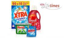 5 x Jahresvorrat an Henkel Produkte gewinnen