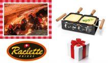 Attraktive Raclette-Preise im Wert von über CHF 3'000.- gewinnen