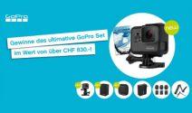 GoPro Hero 5 Black Kamera und mehr gewinnen