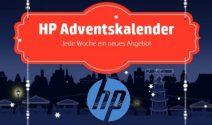 HP Gutschein im Wert von CHF 100.- gratis erhalten