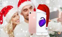 iPhone 7 in der Farbe nach Wahl zum Weihnachten gewinnen