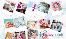 Jeden Tag einen festlichen Baby-Preis bei Baby-Markt gewinnen