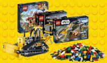 Lego Spielzeuge im Wert von über CHF 150.- gewinnen