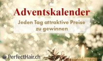 Perfecthair.ch Adventskalender-Preise gewinnen