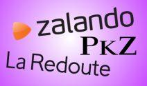 PKZ, La Redoute oder Zalando Gutschein im Wert von CHF 500.- gewinnen