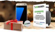 Samsung Galaxy A3, Koffer, Gutscheine oder Smartgrip gewinnen