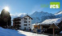 Ski Ferien für die ganze Familie in Grächen inkl. Wellness gewinnen