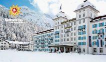 Spa Wochenende in St. Moritz gewinnen