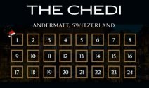 Täglich attraktive Adventspreise vom The Chiedi Hotel gewinnen